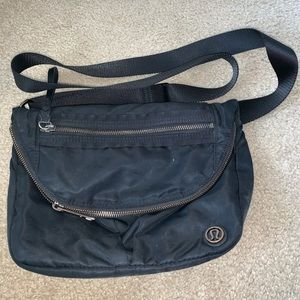 Lululemon Nylon Crossbody Bag